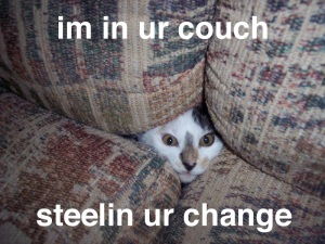 I'm In Your Couch
