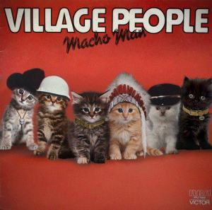 The Cutest Village People Ever