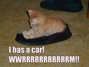 I Has a Car