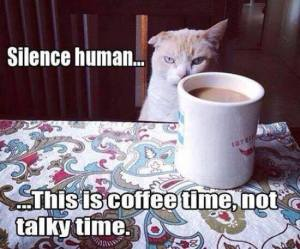 Silence, Human