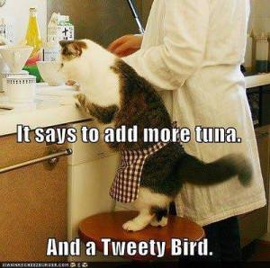 Add More Tuna