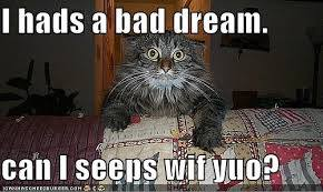 I Hads a Bad Dream