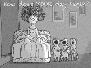 how-does-your-day-begin