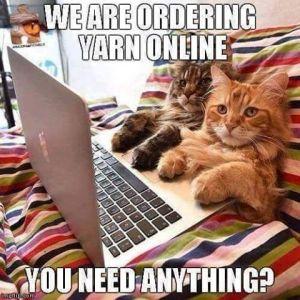 ordering-yarn